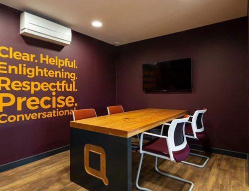 Commercial Office Revamp