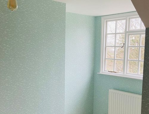 Sea Bird Wallpaper Remodel